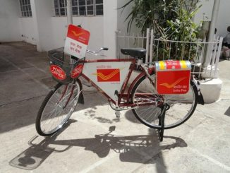 Delivery of Amazon by India Post