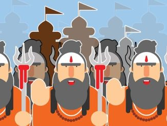 Hindutva in India, the Hindu homeland