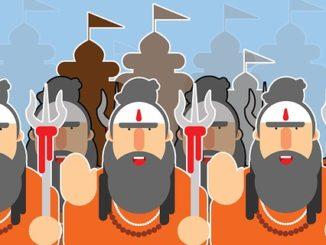 Hindutva in India, the Hindu homeland