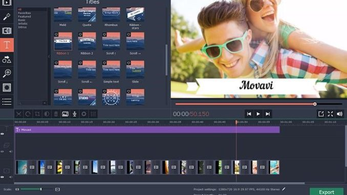 All You Need to Know about Movavi Video Editing Software