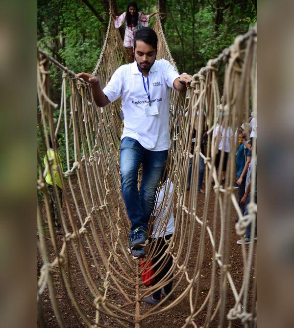 Burma Bridge Experience Near Mumbai