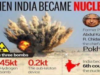 1998 Pokhran Nuclear Test II