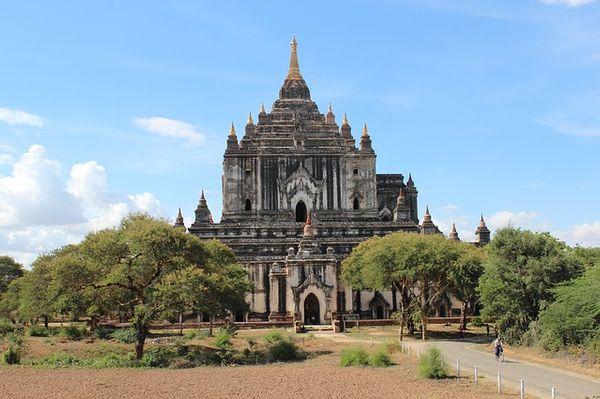 Ananda Temple Bagan, Myanmar