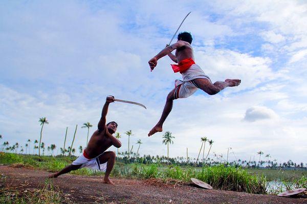 Kalaripayattu - Kerala Martial Arts