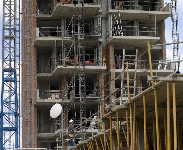 under-construction flat
