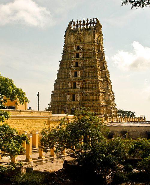 Chamundeswari Temple, Mysore