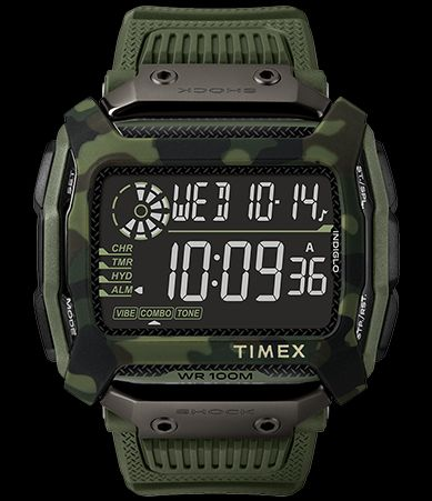 Timex Command Sports Wrist Watch