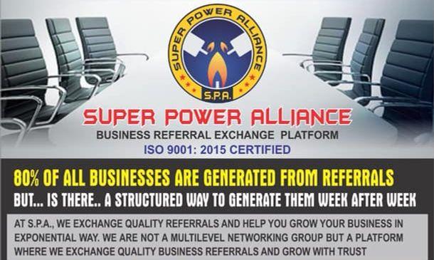 SPA Business Referral Exchange Platform