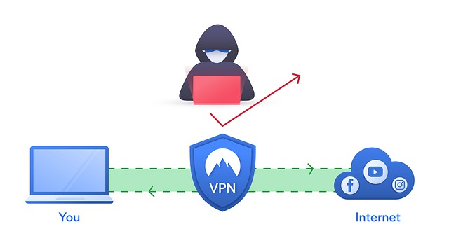 VPN for data theft protection