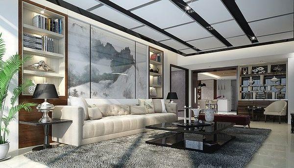 professional interior designer designs