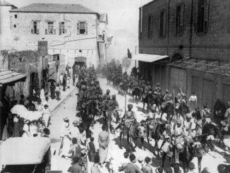 battle-of-haifa-indian-army-world-war-1
