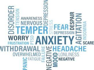 types of mental illness & mental disorder