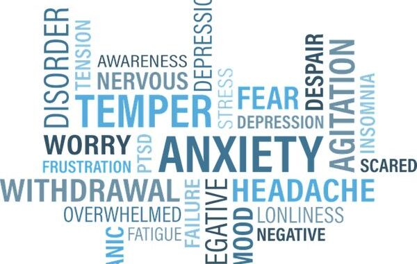 types of mental illness & mental disorder