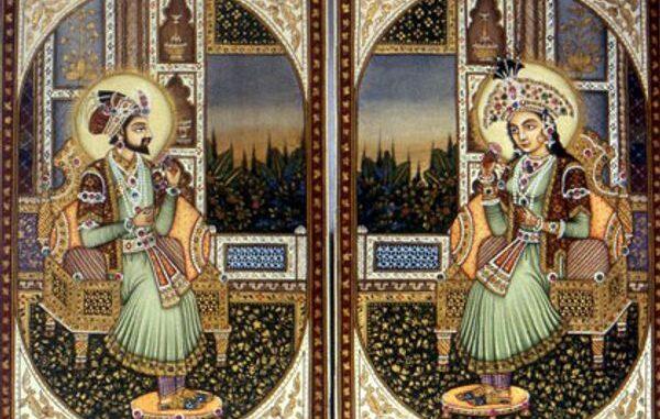 Mughal Emperor Shah Jahan
