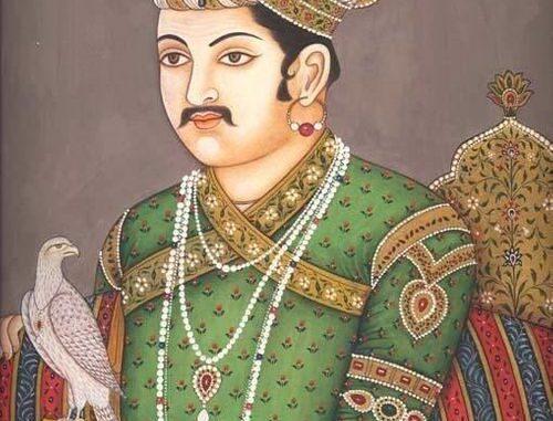 mughal emperor akbar biography life history