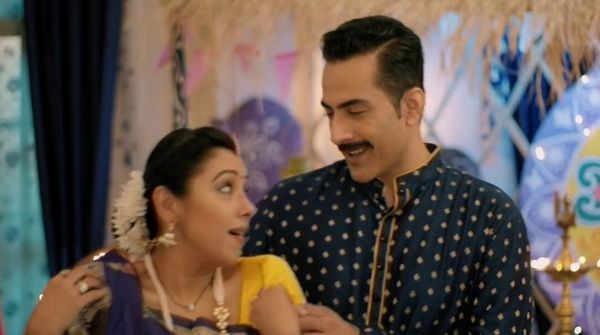 vanraj and anupama star plus serial anupamaa