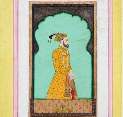Mughal-emperor-Azam-Shah
