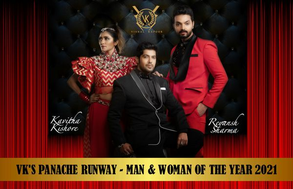 VK Panache Runway Man & Woman Year 2021