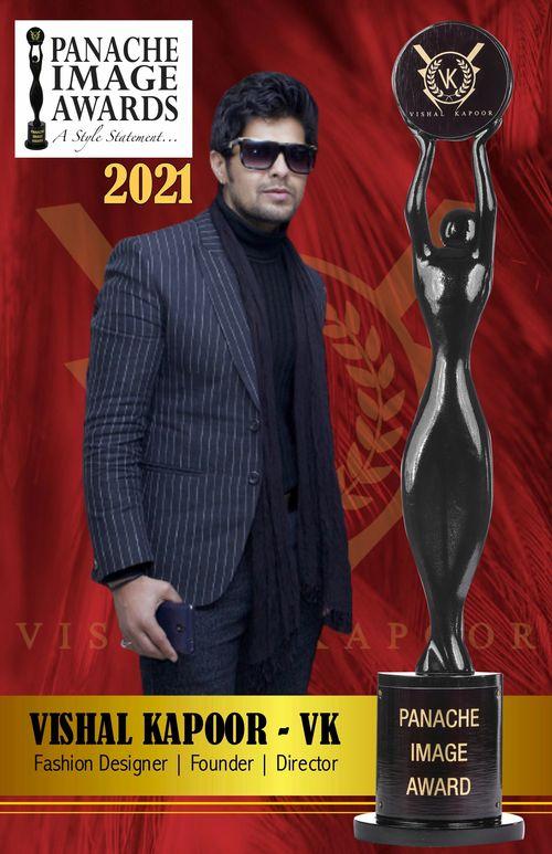 Vishal Kapoor - Panache Image Awards 2021