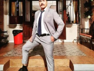 Vanraj in Anupamaa serial photos