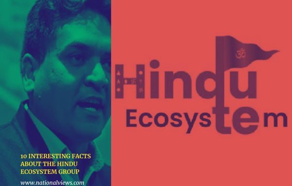 Hindu Ecosystem Group by Kapil Mishra - facts, membership
