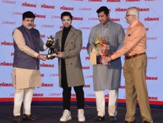lokmat lifestyle icon 2020 award mumbai