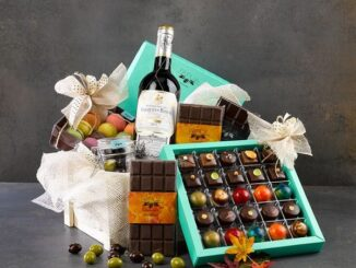 gourmet gift for overseas corporate clients