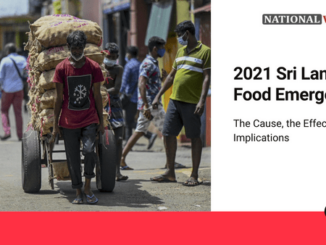 2021 Sri Lanka Food Emergency